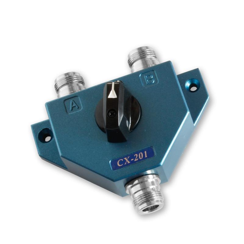 2-way Coax. Antenna Switch UHF