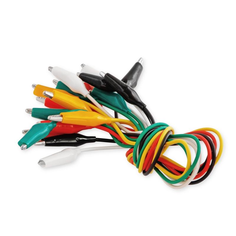 Multicolored Measuring Cable