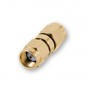 SMA male-male Connector