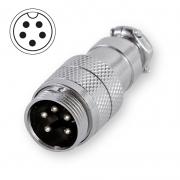Microphone plug 5-pin