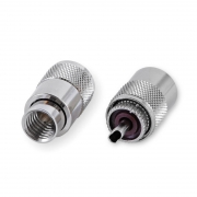 Twist UHF Connector for RG 213