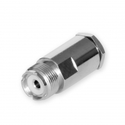UHF Female Connector for RG 213