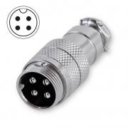 Microphone plug 4-pin