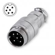Microphone plug 6-pin